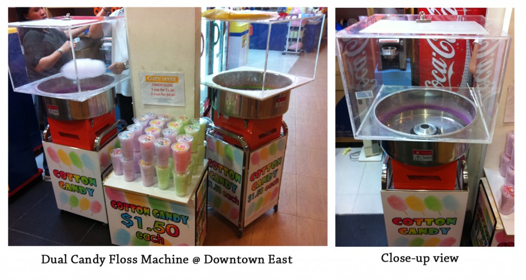 Candy Floss Machine Rental